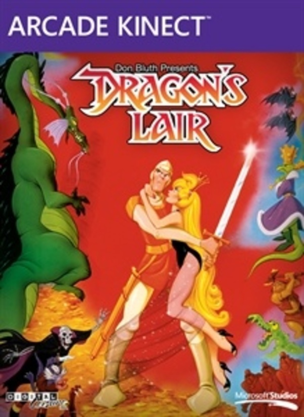 Cover zu Dragon's Lair