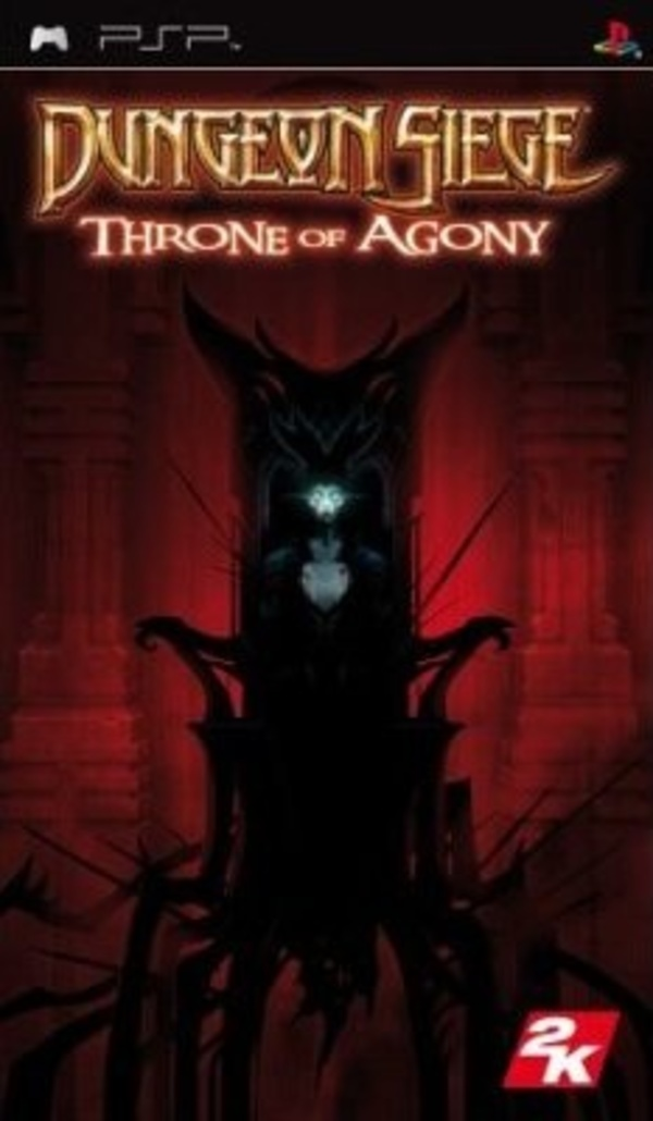 Cover zu Dungeon Siege: Throne of Agony