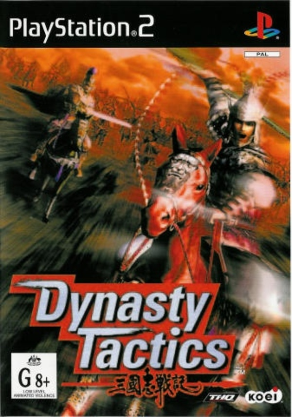 Cover zu Dynasty Tactics