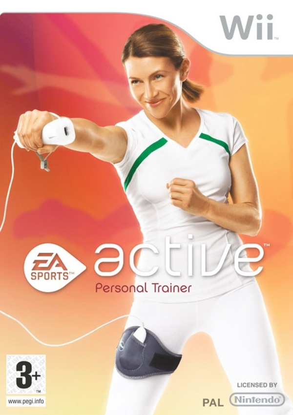 Cover zu EA Sports Active