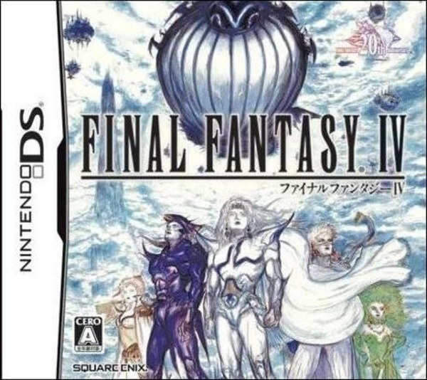 Cover zu Final Fantasy IV