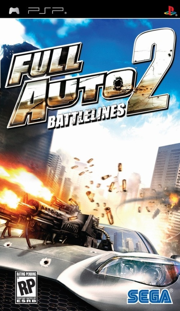 Cover zu Full Auto 2: Battlelines