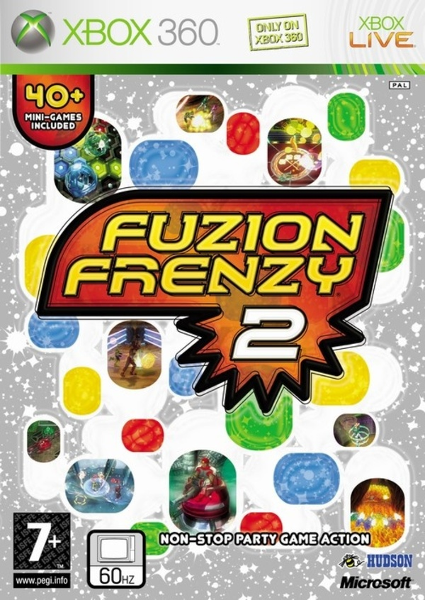 Cover zu Fuzion Frenzy 2