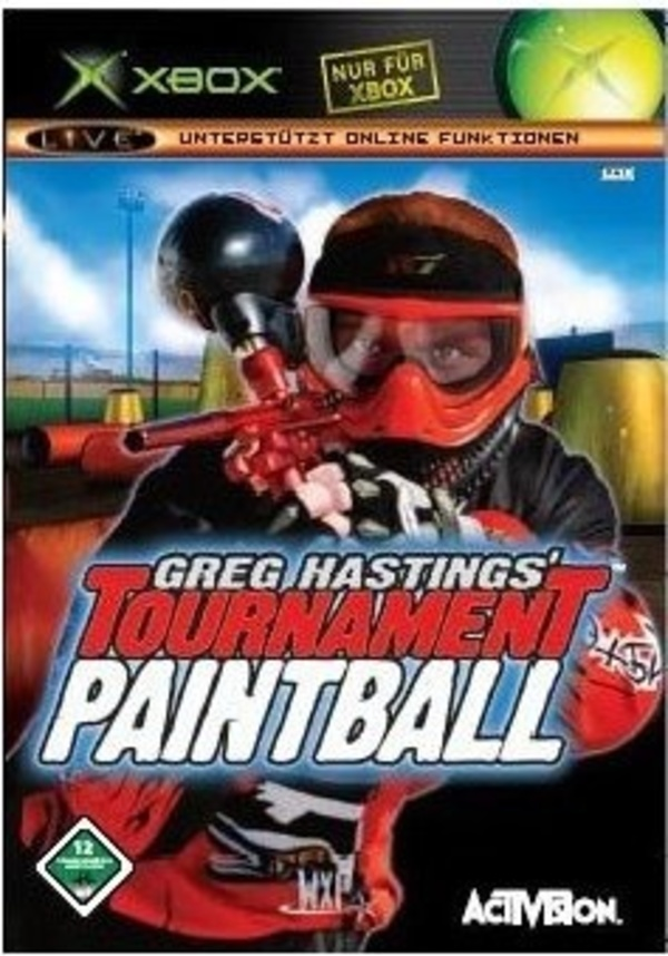 Cover zu Greg Hastings' Tournament Paintball