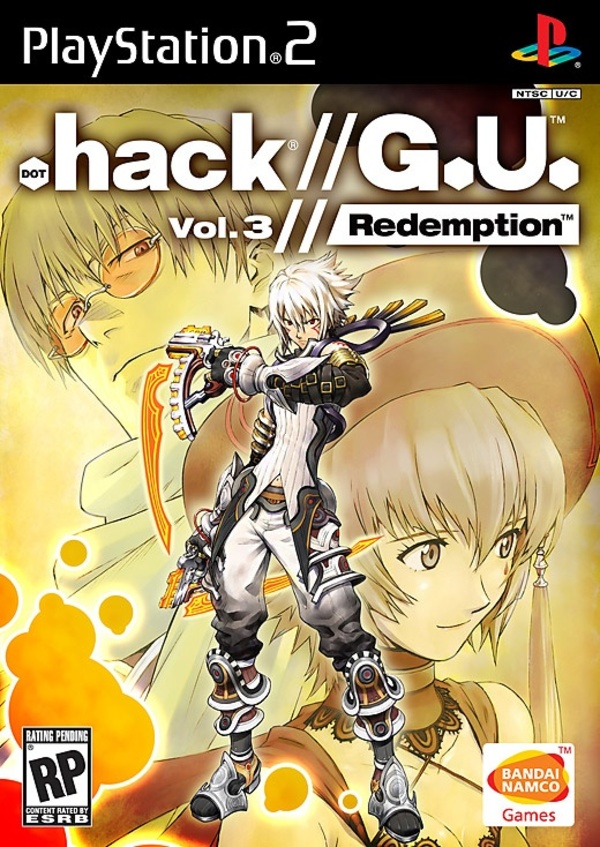 Cover zu .hack//G.U. vol.3//Redemption