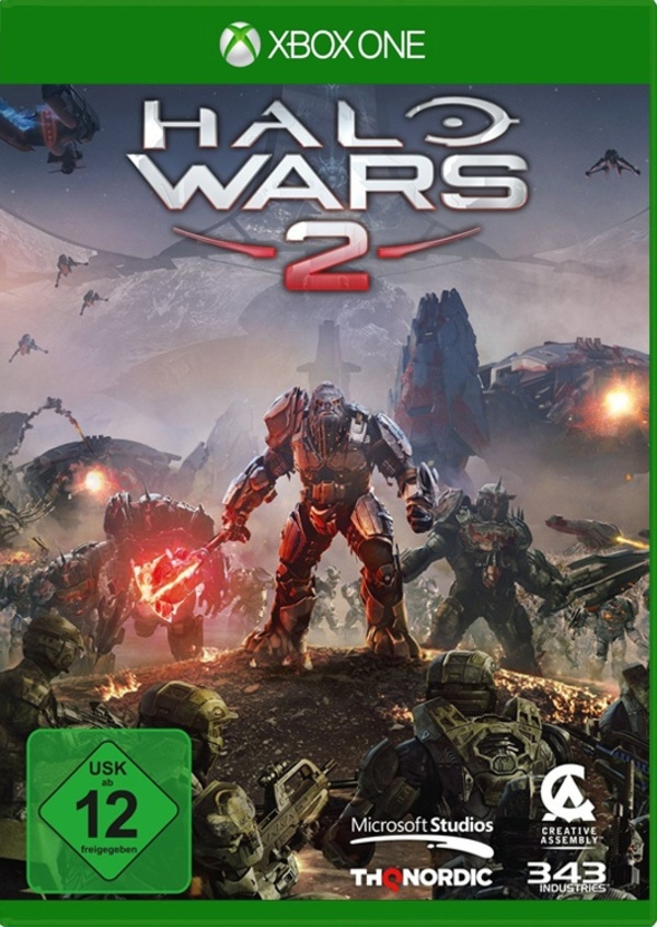 Cover zu Halo Wars 2