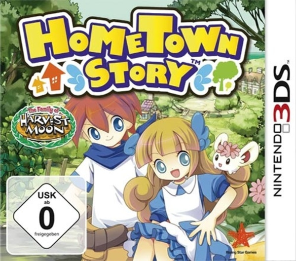 Cover zu Hometown Story: The Family of Harvest Moon