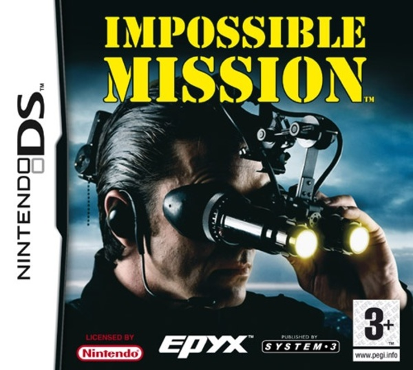 Cover zu Impossible Mission