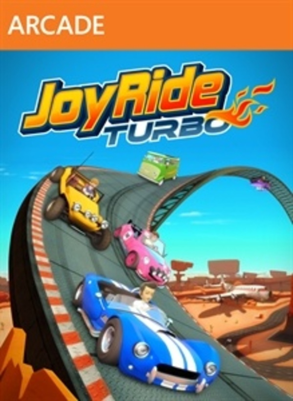 Cover zu Joy Ride Turbo