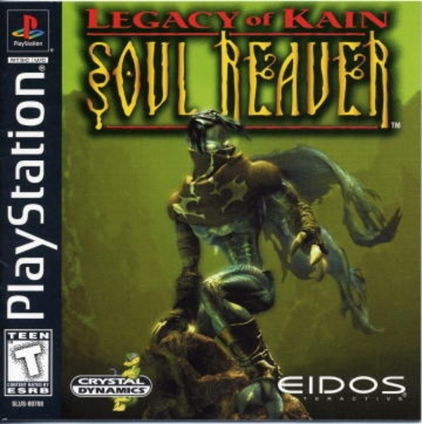 Cover zu Legacy of Kain: Soul Reaver