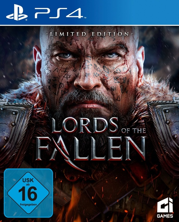 Cover zu Lords of the Fallen