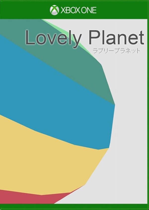 Cover zu Lovely Planet