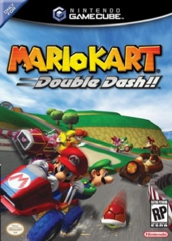 Cover zu Mario Kart: Double Dash!!