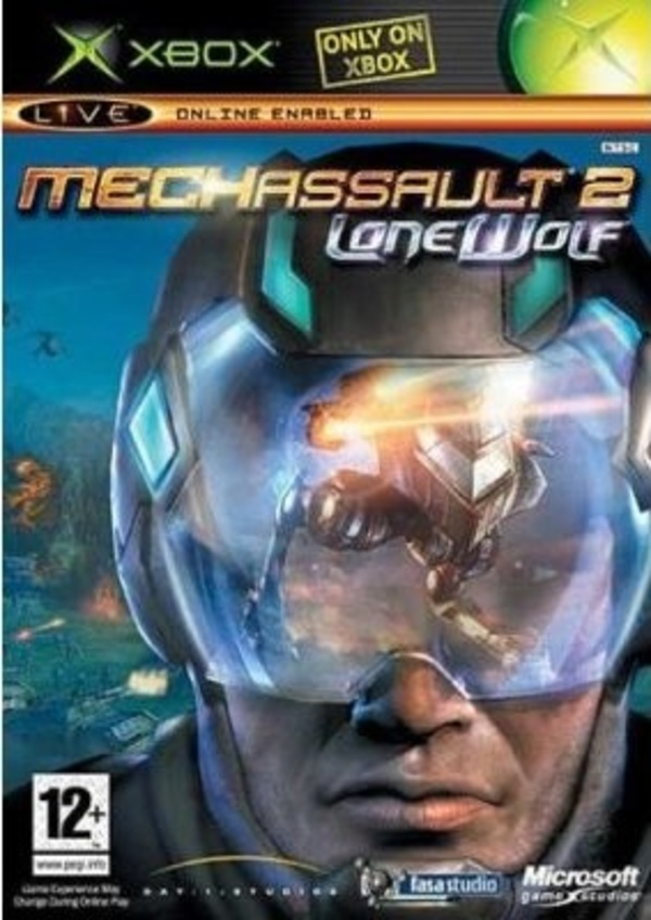 Cover zu MechAssault 2: Lone Wolf