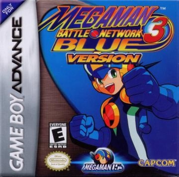 Cover zu Mega Man Battle Network 3: Blue Version