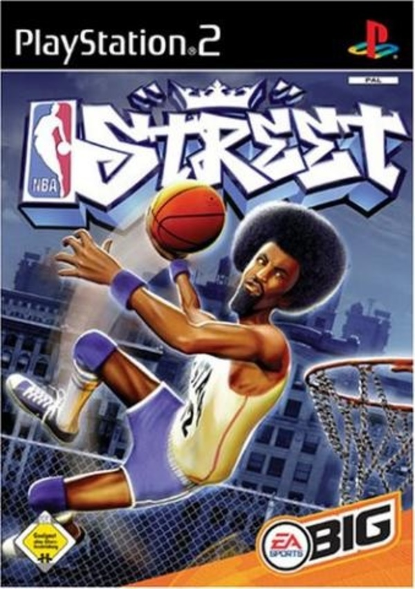 Cover zu NBA Street