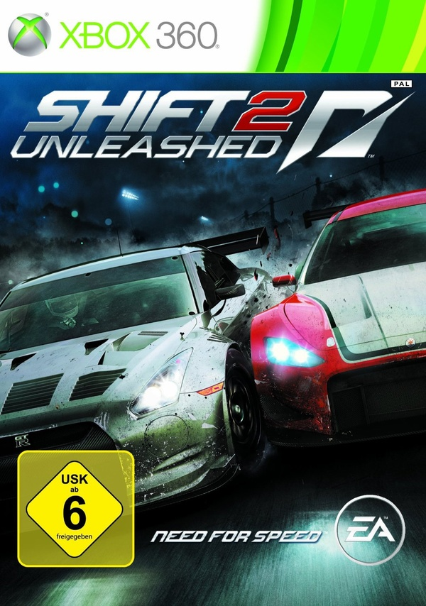 Cover zu Need for Speed: Shift 2 Unleashed