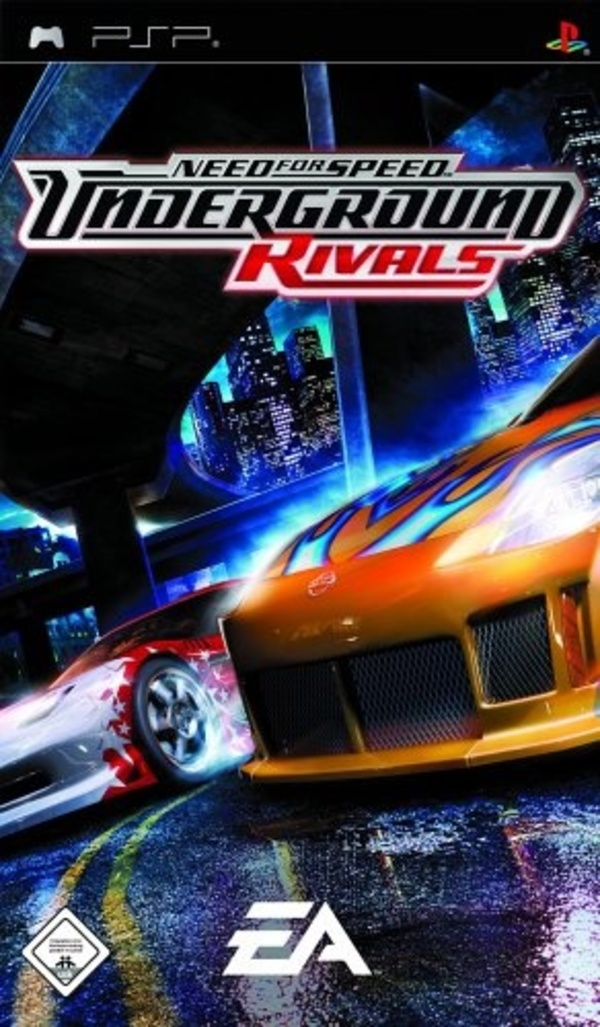 Cover zu Need for Speed: Underground Rivals
