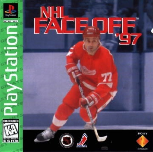 Cover zu NHL FaceOff '97