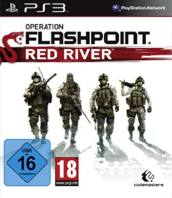 Cover zu Operation Flashpoint: Red River