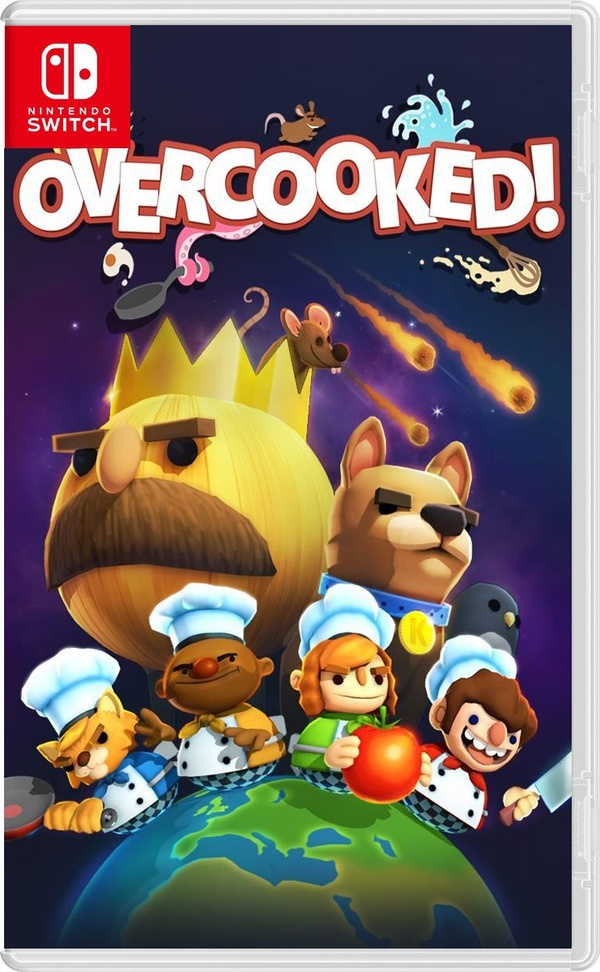 Cover zu Overcooked: Special Edition