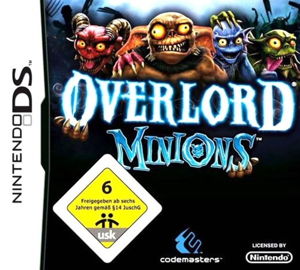 Cover zu Overlord: Minions
