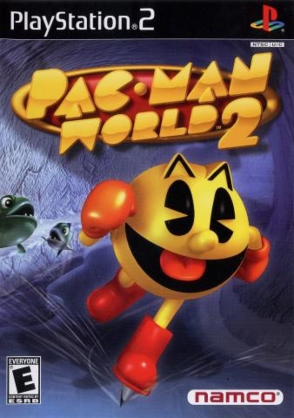 Cover zu Pac Man World 2