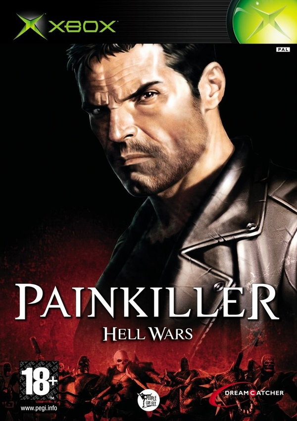 Cover zu Painkiller: Hell Wars