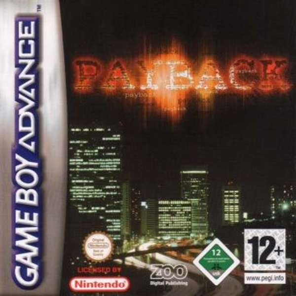 Cover zu Payback