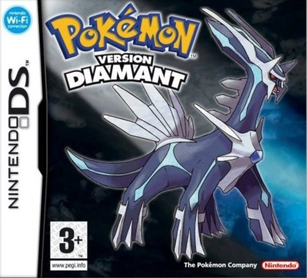 Cover zu Pokémon Diamant