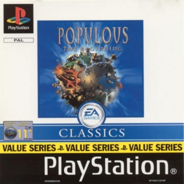 Cover zu Populous: The Beginning