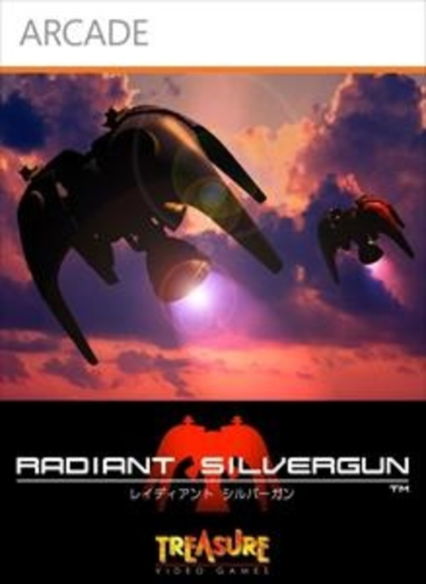 Cover zu Radiant Silvergun