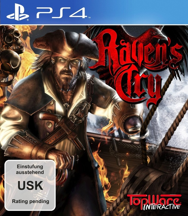 Cover zu Raven's Cry