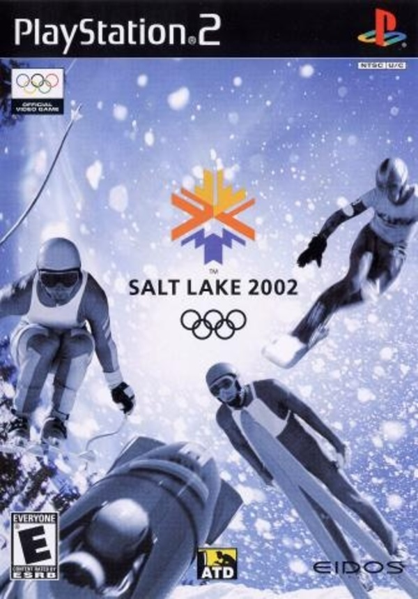 Cover zu Salt Lake 2002