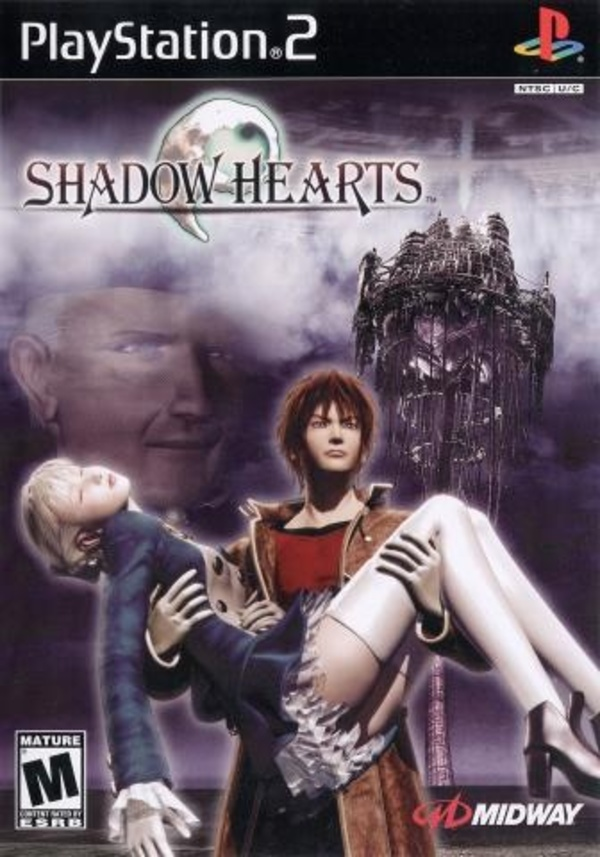 Cover zu Shadow Hearts
