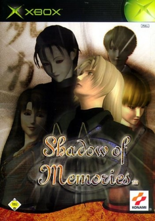 Cover zu Shadow of Memories