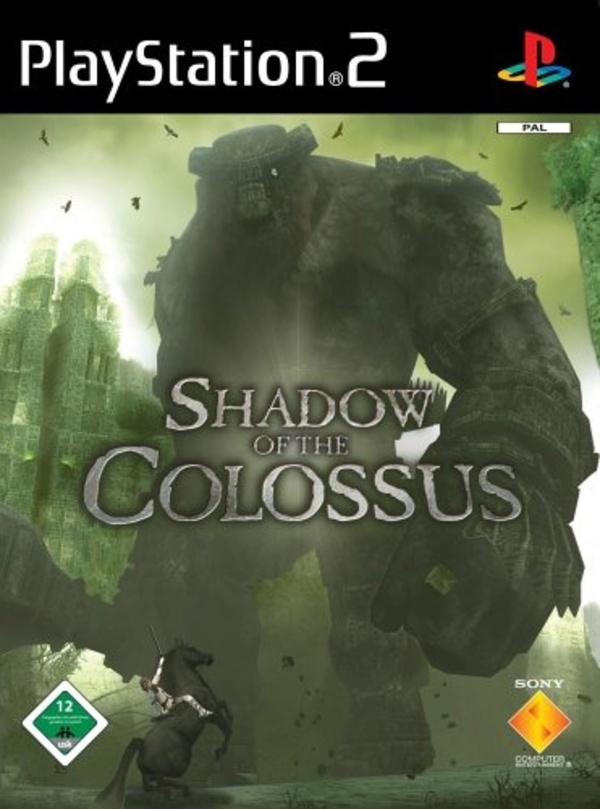 Cover zu Shadow of the Colossus