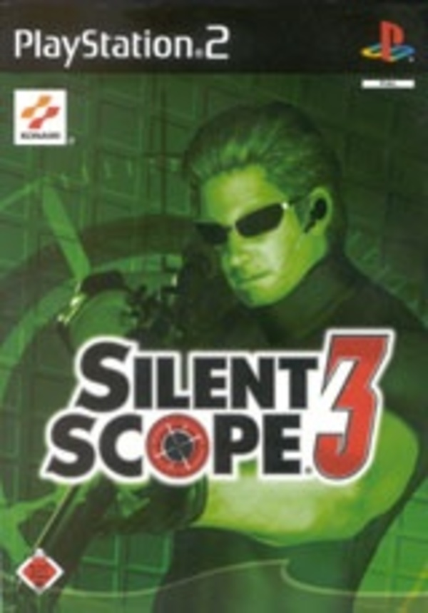 Cover zu Silent Scope 3