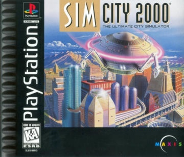 Cover zu Sim City 2000