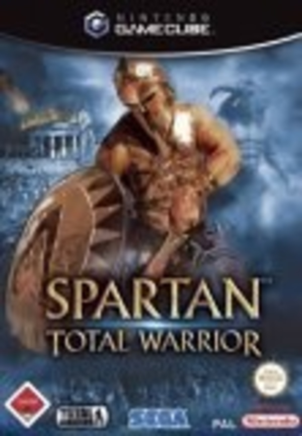 Cover zu Spartan: Total Warrior