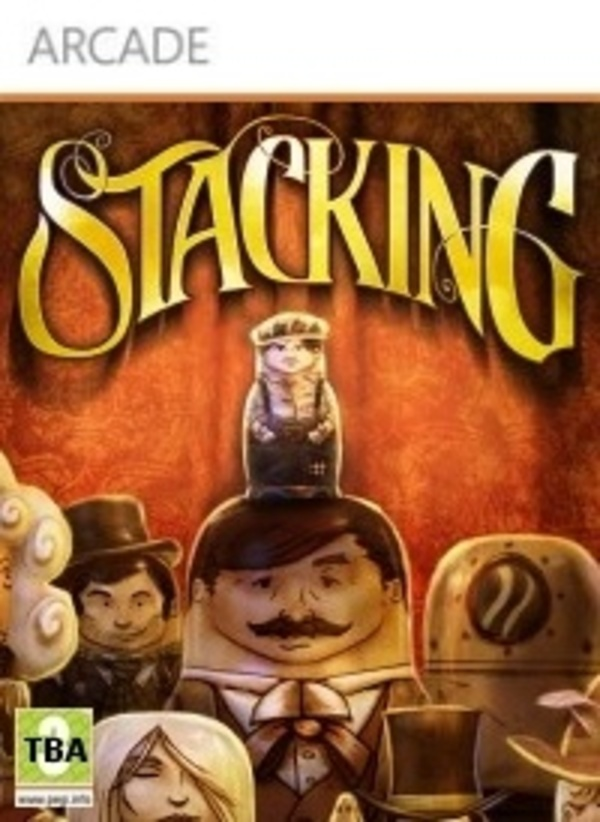 Cover zu Stacking