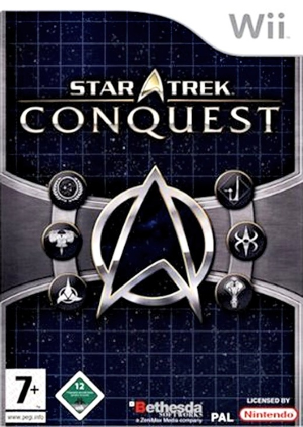Cover zu Star Trek: Conquest