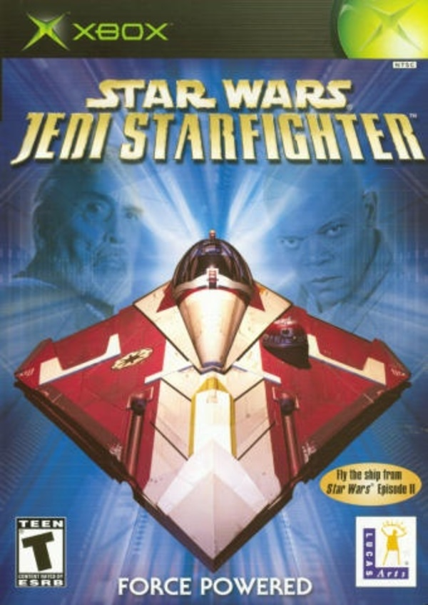 Cover zu Star Wars: Jedi Starfighter