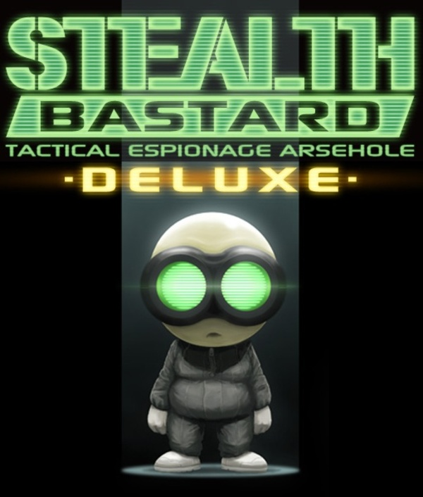 Cover zu Stealth Bastard
