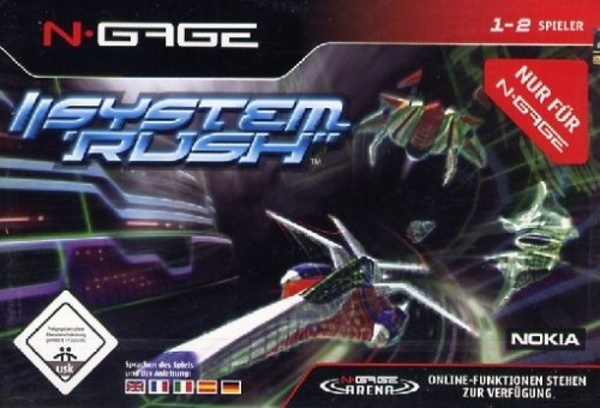 Cover zu System Rush