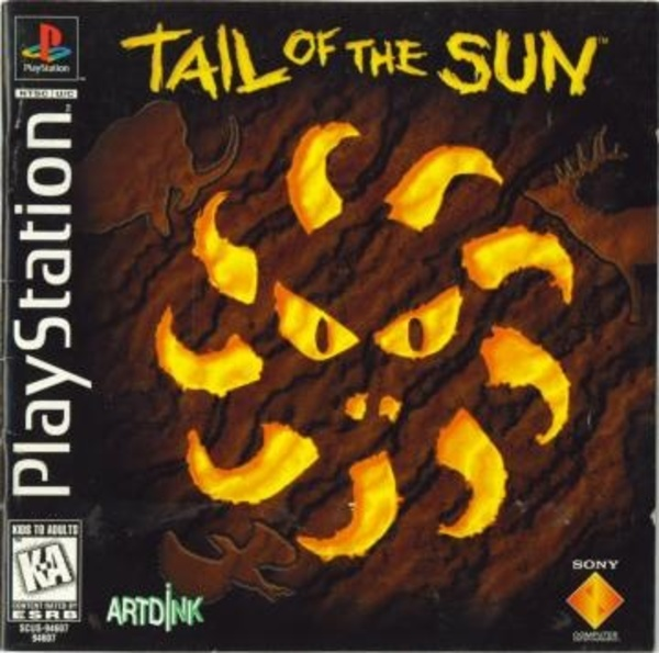 Cover zu Tail of the Sun