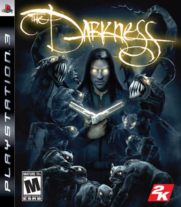 Cover zu The Darkness