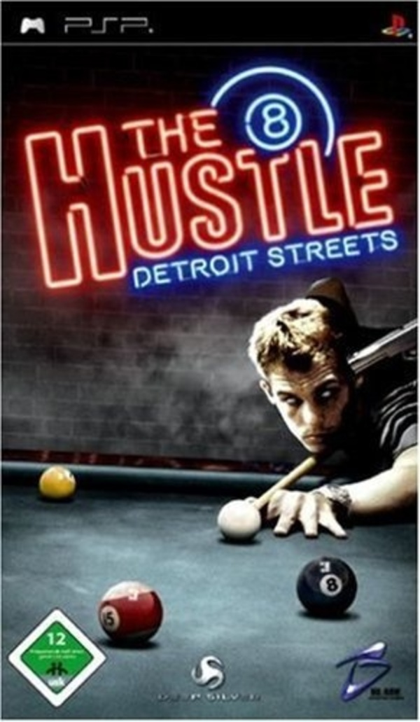 Cover zu The Hustle: Detroit Streets