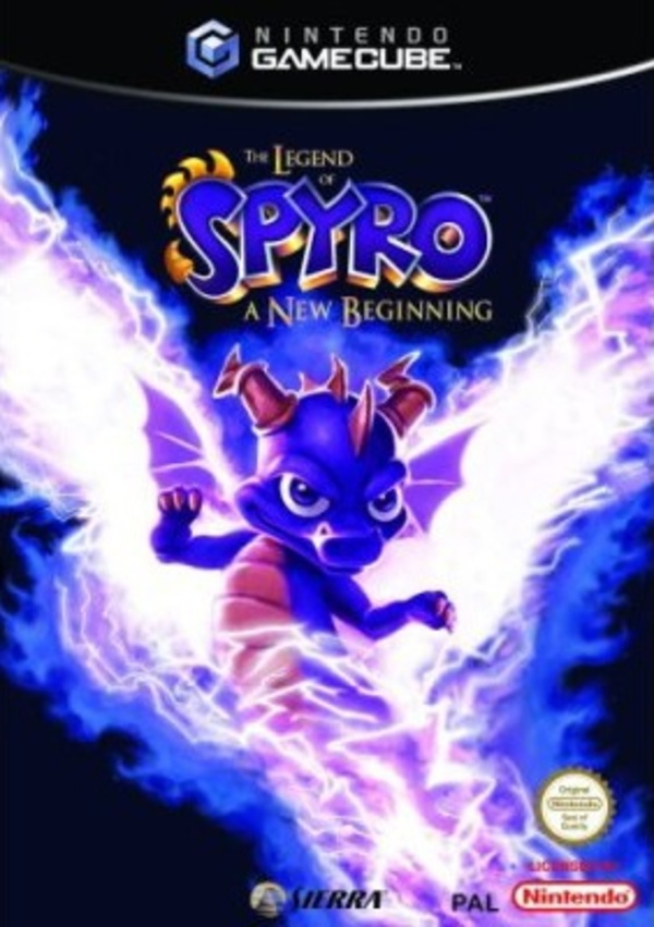 Cover zu The Legend of Spyro: A New Beginning