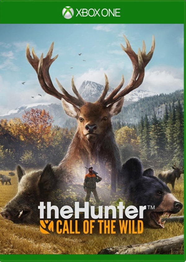Cover zu The Hunter: Call of the Wild
